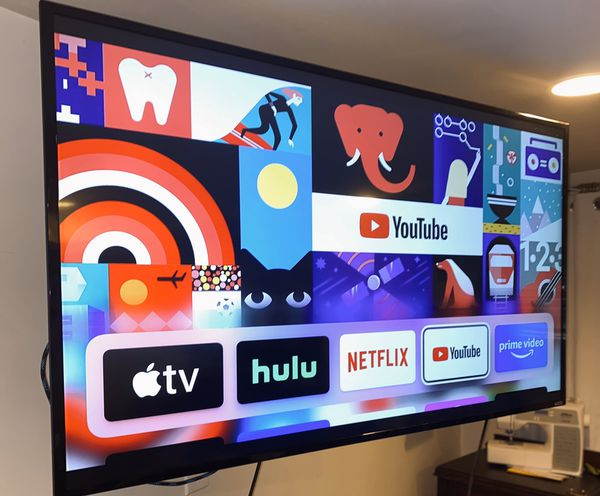 55 inch 4K UHD Vizio Smartcast