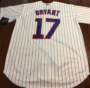Kris Bryant Cubs baseball jersey brand new large$35 for Sale in Oak Park, IL