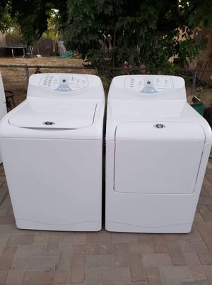 Maytag neptune washer and electric 220v dryer for Sale in San Marcos, CA