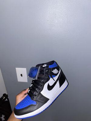 Jordan Retro 1 Royal Toe for Sale in Philadelphia, PA