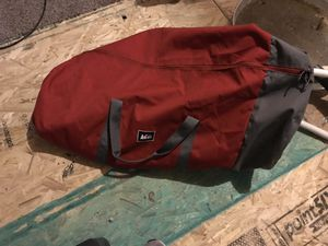 REI DOUBLE DUFFLE BAG for Sale in Aurora, CO