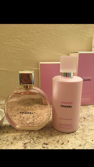 Chanel perfume and shower gel for Sale in Hemet, CA