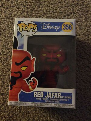 Red jafar funko pop for Sale in Encino, NM