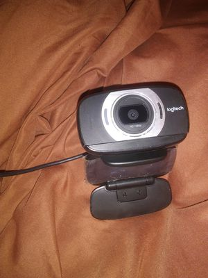 Logitech webcam for Sale in Glenburn, ME