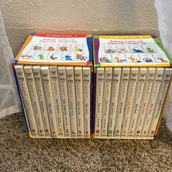 Baby Einstein Disney DVD Collections 1 And 2 for Sale in Huntington Beach,  CA