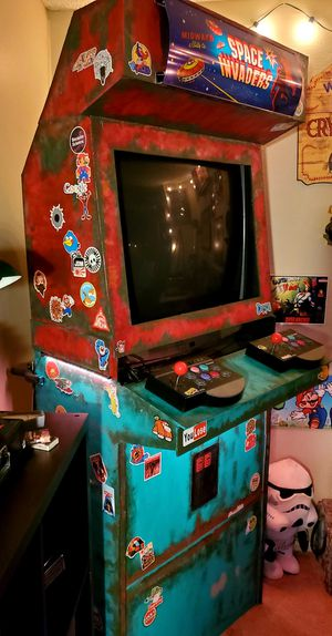 Custom Arcade Cabinets for Sale in Victorville, CA