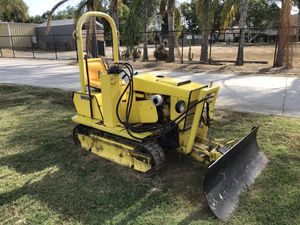 Magnatrac Mini Dozer Tractor Struck for Sale in Vista, CA