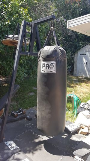 Pro Heavy Bag with Stand for Sale in Woodland Hills, CA