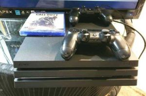 PS4 pro for Sale in Laguna Woods, CA