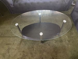 Glass coffee and end tables for Sale in Clarksburg, WV