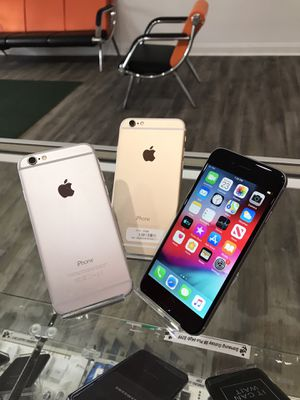 iPhone 6 16gb Unlocked Excellent Condition for Sale in Durham, NC