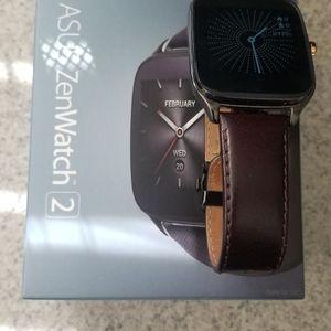 Asus ZEN WATCH 2 Google Android Smart Watch Simular to Apple Watch. for Sale in Murrieta, CA