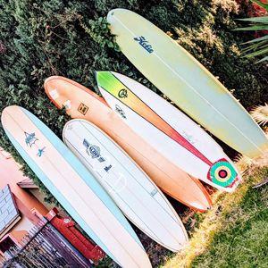 Surfboard Funboard Longboards Post Wavestorm Riders for Sale in Los Angeles, CA