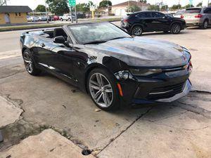 2017 Chevrolet Camaro for Sale in Hialeah, FL
