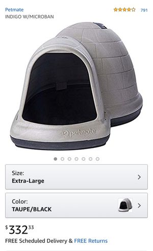 Igloo dog house XL for Sale in Fort Washington, MD