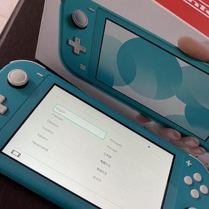 Nintendo Switch Lite Turquoise for Sale in Miami, FL