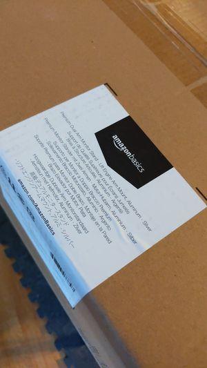 AmazonBasics Premium Dual Arm Monitor Stand for Sale in Scottsdale, AZ