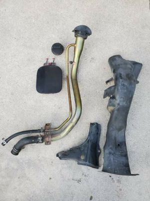 Integra fuel filler neck hoses - Complete for Sale in San Bernardino, CA