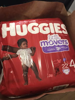 Huggies/Pull-ups 4t , 4t-5t for Sale in Calverton, MD