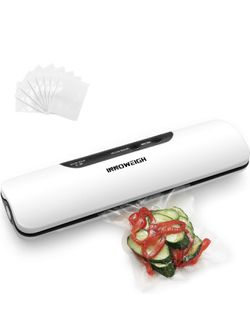 Vacuum Sealers Machine For Fresh Fruit, Meat Food Sealer,Automatic Food Sealer Machine,Starter Kit,Easy to Clean,Stainless Steel Food Sealer Machine W for Sale in Colonial Heights,  VA