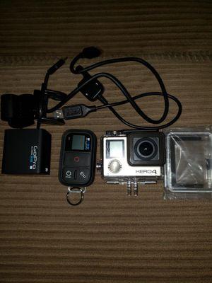 FS: GoPro Hero4 Black + Accessories for Sale in Alafaya, FL