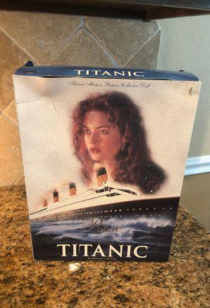 Titanic Barbie rose for Sale in Katy, TX