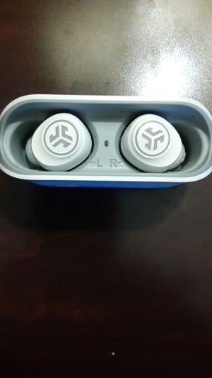 JLab Audio - JBuds Air True Wireless Earbud Headphones - White for Sale in Phoenix, AZ