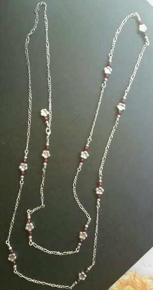 SILVER NECKLACE for Sale in Chicago, IL
