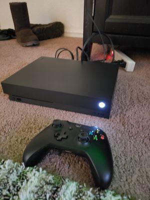Xbox one x 1tb for Sale in Vista, CA