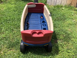 Wagon little tikes for Sale in Gaithersburg, MD