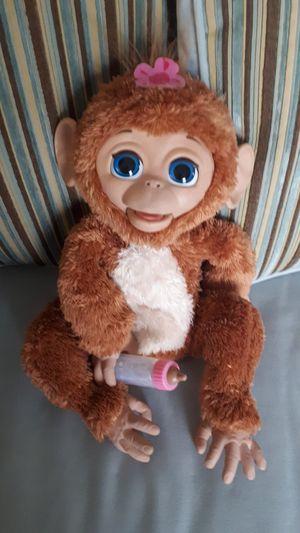FurReal Friends Cuddles My Giggly Monkey Pet for Sale in Phoenix, AZ