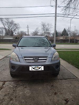 2005 HONDA CRV SE for Sale in Oak Lawn, IL