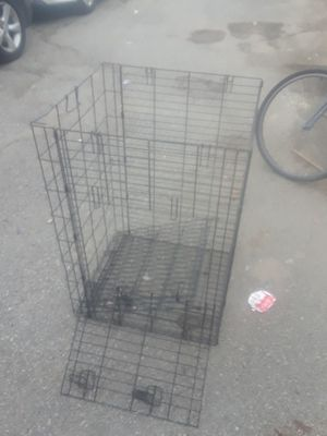 Dog cage/Crate for Sale in Jersey City, NJ