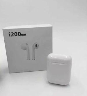 Wireless headphones i200 tws bundle!!! for Sale in Hialeah, FL
