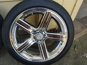20 inch tires rims for Sale in Durham, NC