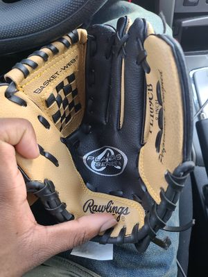 Rawlings baseball glove kids 9 for Sale in Suffolk, VA