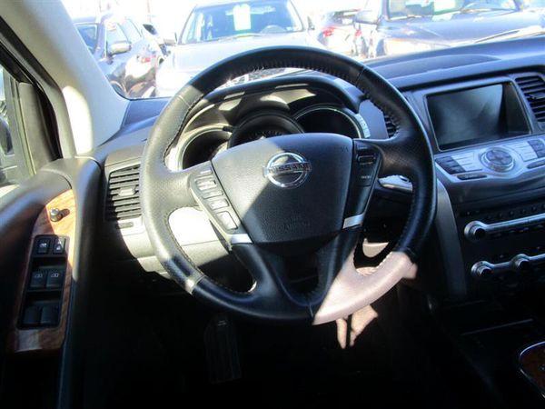 2012 Nissan Murano