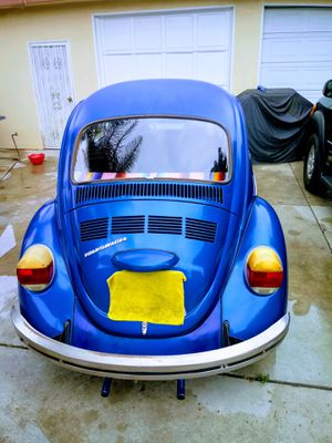 Vw 1972 new tires new carburetor and brakes for Sale in Inglewood, CA