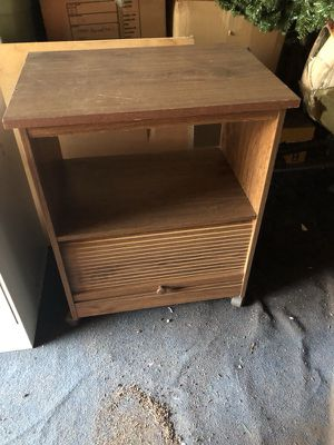 Wood shelving unit with storage cabinet for Sale in Kennewick, WA