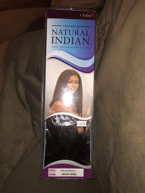 Natural Indian Human Hair 50% OFF Ticket Price!!!
