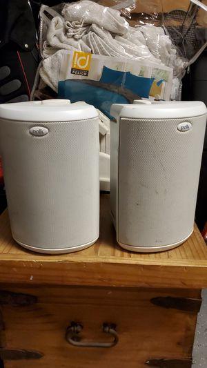 Polk audio atrium 45 outdoor speakers for Sale in San Dimas, CA