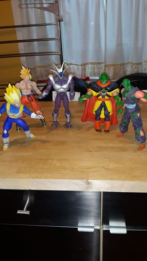 My vintage Dragon Ball Z collection for Sale in Camden, NJ