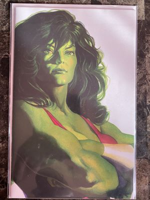 Immortal She-Hulk #1 Alex Ross Timeless Variant (Marvel Comics) for Sale in Fremont, CA