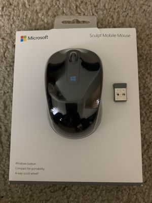 Brand new wireless Bluetooth mouse for Sale in Redmond, WA