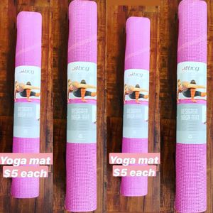 "Yoga Mat Brand New !! 24""x 72"" $5 Each!! for Sale in Los Angeles, CA"