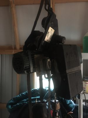 Demag hoist with pendant for Sale in Easley, SC