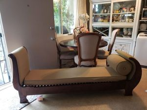 Bench chaise chair for Sale in La Habra, CA
