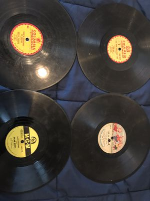 Old 33 and 45 records for Sale in Pomona, CA