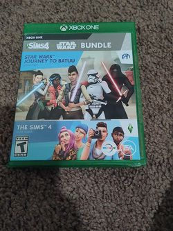 Sims 4 Star Wars Bundle for Sale in Fresno,  CA