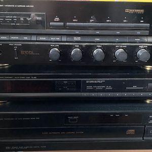 Denon Home Stereo System for Sale in Dublin, CA